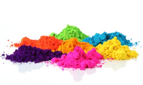 boje u prahu